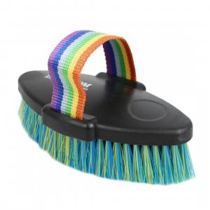 Ezi-Groom Shape Up Body Brush Blue/Yellow