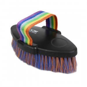 Ezi-Groom Shape Up Body Brush Orange/Blue