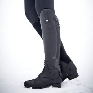 Ariat® Ladies Bromont Pro Tall H2O Insulated Riding Boots Black