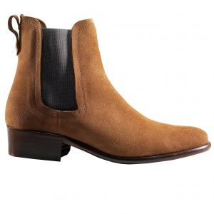 Fairfax & Favor Ladies Chelsea Boots Tan