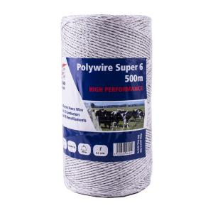 Fenceman Polywire 6 Strand 500m