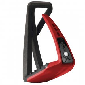 Freejump Soft'Up Lite Stirrups Red