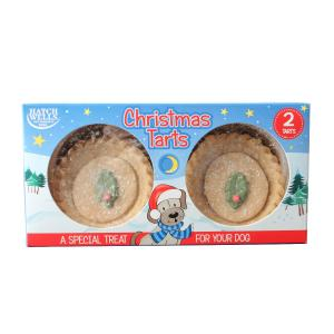 Hatchwell Dog Christmas Tarts