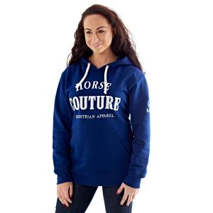 Horse Couture Bosa Logo Hoody Navy