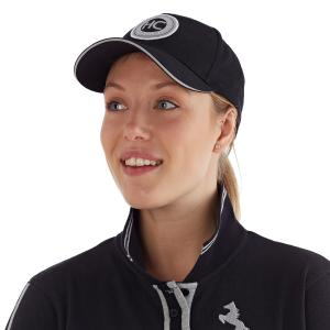 Horse Couture Hatton Cap Black