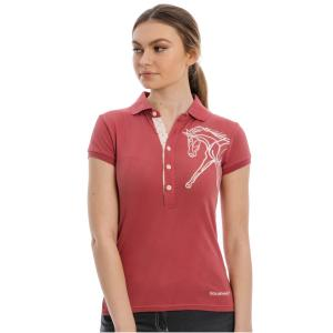 Horseware® Ladies Flamboro Polo Summer Berry