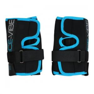 Horseware® Ice-Vibe® Knee Wrap Black/Aqua
