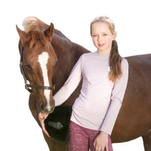 Horseware® Kids Baselayer Lilac
