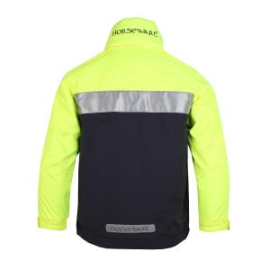Horseware® Kids Corrib Jacket Neon Yellow