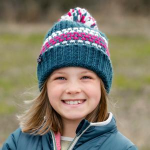 Horseware® Kids Hat Teal