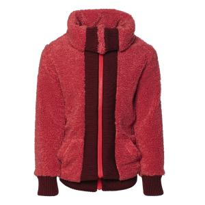 Horseware Kids Longline Sherpa Fleece Raspberry
