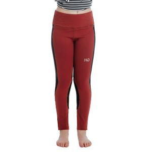Horseware® Kids Riding Tights Redwood