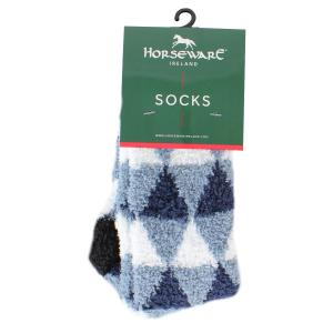 Horseware® Kids Softie Socks Triangle Print