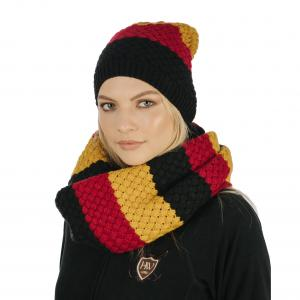 Horseware® Knitted Hat and Snood Sunflower