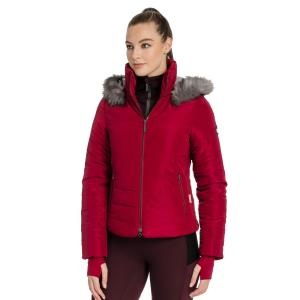 Horseware® Ladies Alexa Padded Jacket Rio Red