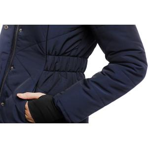 Horseware® Fifi Ladies Hooded Coat French Navy