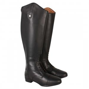 Horseware® Ladies Long Leather Riding Boots Black