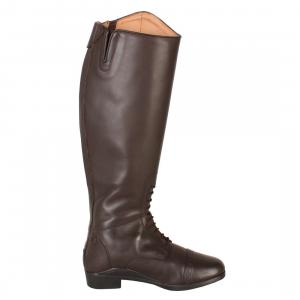 Horseware® Ladies Long Leather Riding Boots Brown