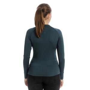 Horseware® Ladies Technical Crew Baselayer Petrol Blue