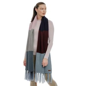 Horseware® Oversized Scarf Multi Stripe