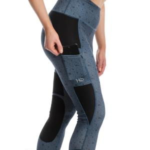 Horseware® Ladies Riding Tights Polka Dot