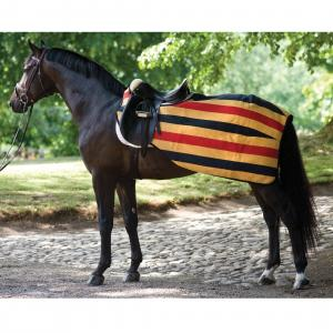 Horseware® Rambo® Newmarket Competition Fleece Gold