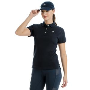 Horseware® Unisex Signature Pique Polo Navy