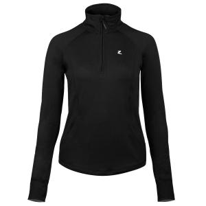 Horze Ladies Andie Tech Top Black