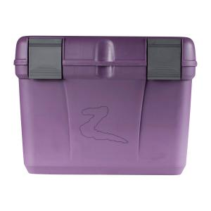 Horze Smart Grooming Box Dark Purple