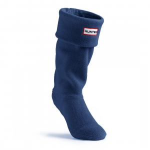 Hunter Kids Boot Socks Navy