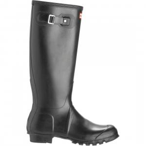 Hunter Mens Original Tall Wellington Boots Black