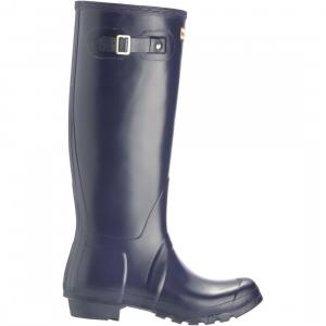 Hunter Mens Original Tall Wellington Boots Navy
