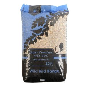 Hutton Mill Super Premium Wild Bird Mix 20kg