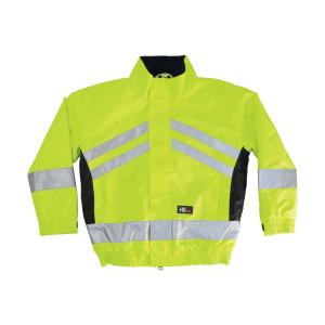 HyVIZ Reflective Waterproof Children's Blouson Yellow