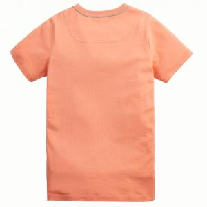 Joules Boys Ben T-Shirt Orange Pufferfish