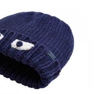 Joules Boys Chummy Glittens Character Hat French Navy