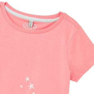 Joules Childs Astra Top Pink Unicorn