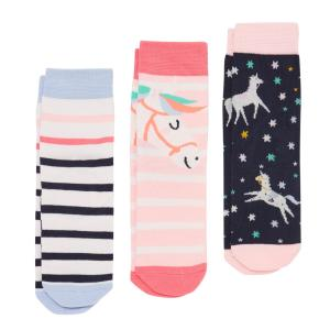 Joules Childs Bamboo Socks Horse Print