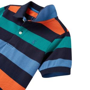 Joules Childs Filbert Polo Multi Stripe