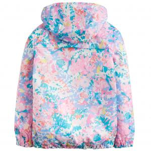 Joules Childs Golightly Jacket Blue Mermaid Ditsy