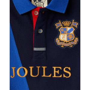 Joules Childs Harry Polo Shirt Blue/Navy