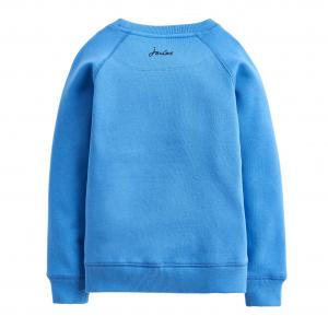 Joules Childs Ventura Sweatshirt Blue Octopus
