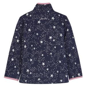 Joules Girls Luxe Fairdale Sweatshirt Navy Star