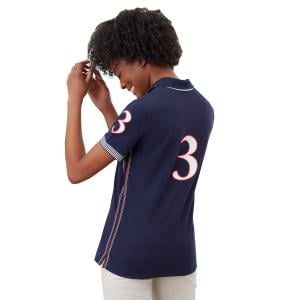 Joules Ladies Beaufort Admiral Polo French Navy