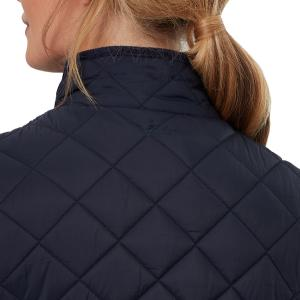 Joules Ladies Brookdale Gilet Marine Navy