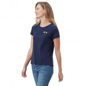 Joules Ladies Carley Classic T-Shirt French Navy Bee
