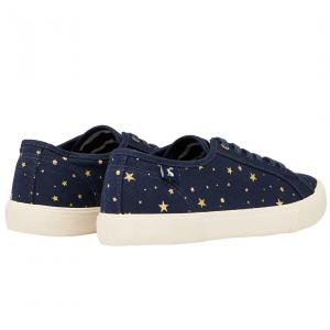 Joules Ladies Coast Pumps Stargazing