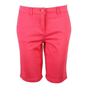 Joules Ladies Cruise Long Shorts Poppy