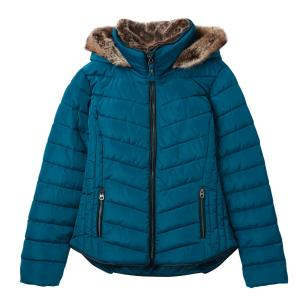 Joules Ladies Gosway Jacket Dark Teal