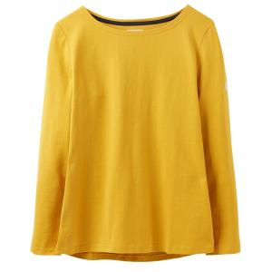 Joules Ladies Harbour Solid Top Antique Gold